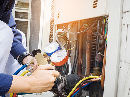 ABCI Mechanical, Inc. offers annual maintenance to keep your AC running in Denton TX