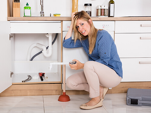 Let our expert plumbers handle your water heater or faucet repair in Corinth TX