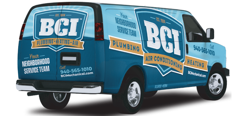 Allow BCI Mechanical, Inc. to repair your Plumbing in Argyle TX